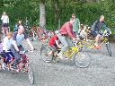 Tandem Club games, International Tandem Rally 2008 Loches, Indre‑et‑Loire, France