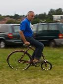 Funny bike evening