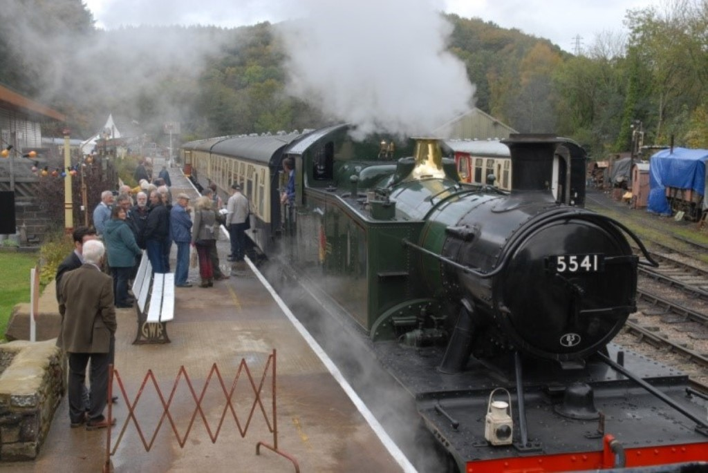 Dean Forest Railway picture