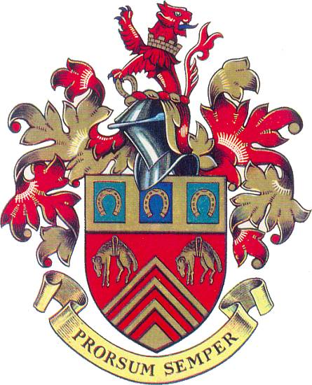 Gloucestershire Coat of Arms