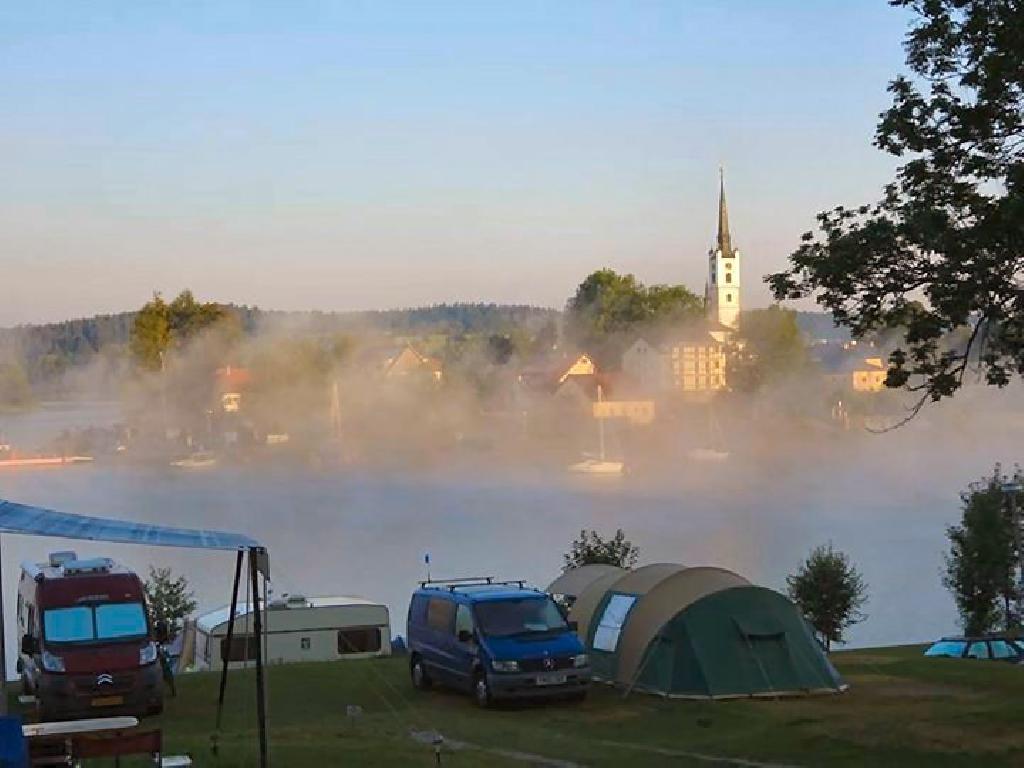 ITR 2015 Camping Frymburk
