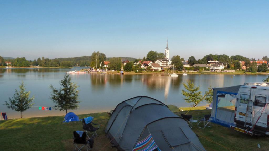 ITR 2015 Lake Lipno
