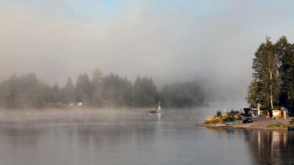 ITR 2015 - Lake Lipno