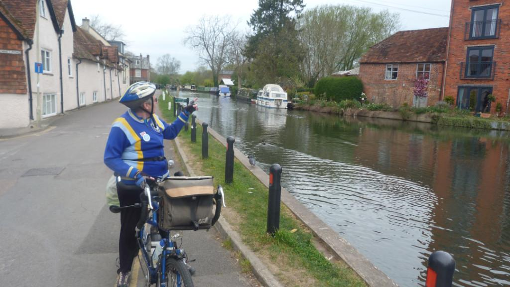 Easter 2017 - Kennet & Avon Canal