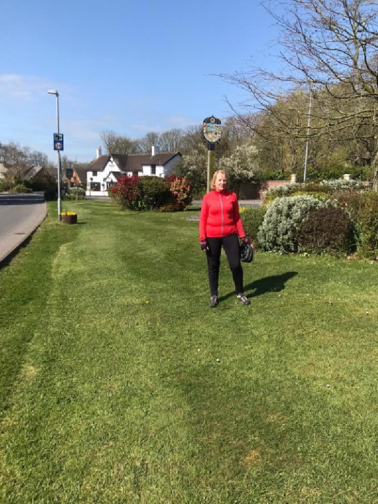 Anne at Singleton