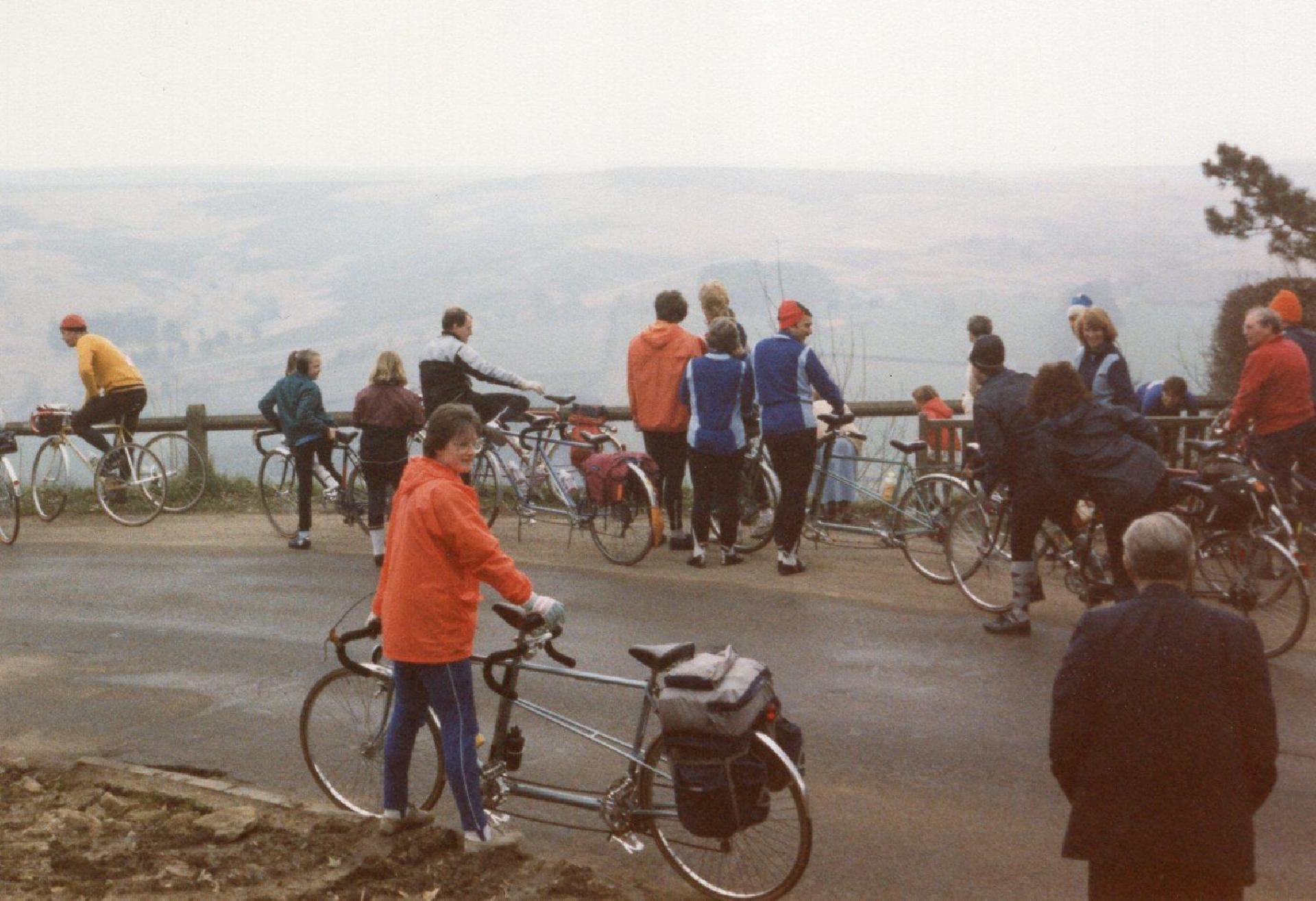 1986 TC Easter at Farndale