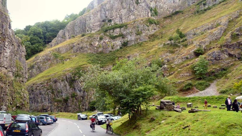 T2013- Cheddar Gorge